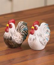 Rooster Kitchen Collection