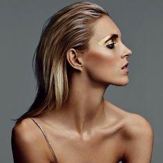 #face ❤️ @anja rubik #vogue #russia #model #fashion #demarchelier #photography