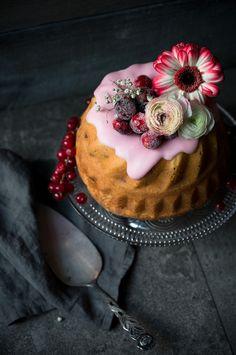 Cosmopolitan Cake  Gugelhupf mit Wodka und Cranberries