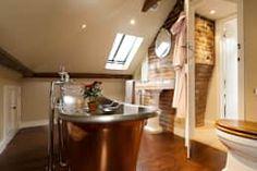 Salle de bain de style de style Rustique par A1 Lofts and Extensions