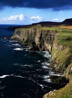 West Coast of Skye, Scotland.