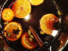 Best Mulled White Wine and Hot Buttered Rum Recipes Mulled White Wine, Mulled Wine, Red Wine, Hot Buttered Rum, German Gluhwein Recipe, Rum Recipes, Healthy Recipes, German Christmas Food, Vienna Christmas
