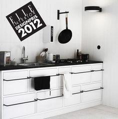 graphic kitchen