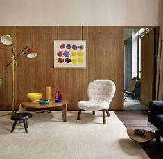 Die Trends vom Salone del Mobile: Marmor, Plastik, Zimt   Icons