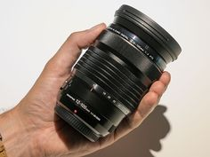Photokina 2016: Meet the new Olympus 12-100mm F4.0 IS Pro
