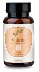 This blend of powerful ingredients was created to deliver incredible thermogenic support. Thermogenesis, or the creation of heat, is a process concurrent with the burning of calories, and as anyone who has struggled with diet and exercise knows, burning calories is not easy!    With Accelerator it can be!   $29.00 60 CT Tabs