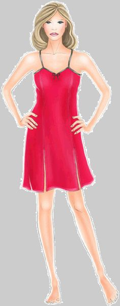 preview - #5241 Red slip