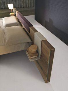 Trendy home interior design diy beds Bedroom Bed Design, Home Bedroom, Bedrooms, Bed Furniture, Furniture Design, Headboard Designs, Luxury Furniture Brands, Suites, Diy Bed