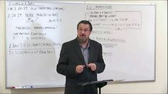 "2016 05 15 Pastor Steve Mitchell - PTS - ""The True Anointing"" Study in 1..."