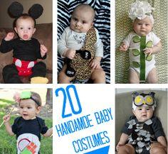 20 Handmade Baby Halloween Costumes, Great Pumpkin Fest Days, Daytona Beach, FL www.pumpkinfestdays.com