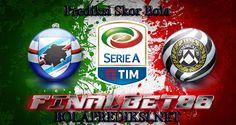 Prediksi Sampdoria vs Udinese 23 Desember 2016