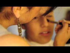 Fashion Make Up mit Airbrash *****Maquillaje Fashion con Airbrash - YouTube