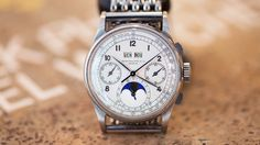 The Patek Philippe 1518 In Steel (Video, Live Photos, History,