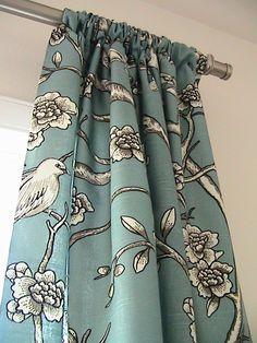 like the bird/flower fabric
