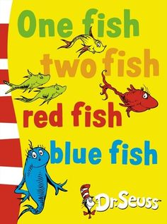 My all time favorite Dr. Seuss book!