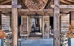 One Oak Chalet in Combloux, the French Alps   HomeDSGN, a daily source for inspiration and fresh ideas on interior design and home decoratio...