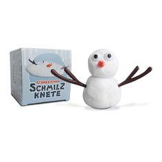 Liebeskummerpillen Schneemann-Schmilzknete