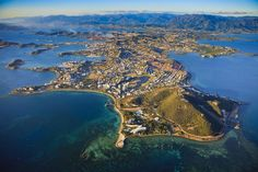 New Caledonia Sights and Attractions