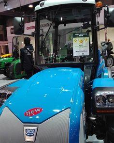 Premio innovazione #fieragricola a #bcs. #tractor #macchineagricole #fieragricola #trattori #veronafiere. Segui il reportage #macgest e #agronotizie