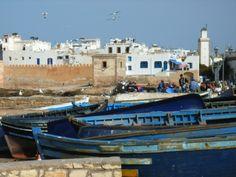 At the port city of #Essaouira, #Morocco.