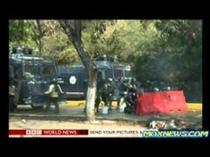 3 MORE Protesters Killed In Clashes With Police In Venezuela