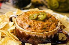 Cheezy Jalapeno Hummus - vegan! | Dips & Spreads | Pinterest ...
