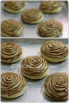 Just My Ordinary Kitchen...: HOMEMADE MEXICAN BUNS (COFFEE BUNS)