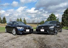 The BMW 340i and the Mercedes-Benz C450 AMG. Two old foes are at it again. The never-ending battle of one-upmanship between BMW and Mercedes-Benz rages on.