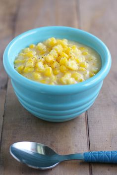 Buttery and flavorful creamed corn recipe. This is a tasty side that everyone loves!