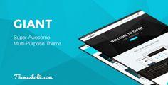 Giant - Super Awesome Multi-Purpose Theme - Corporate WordPress