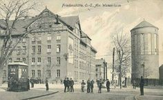 ul. Pokoju, Ruda Śląska - 1914 rok, stare zdjęcia