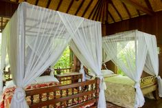 The bedroom at Malay House... - Isle East Indies -
