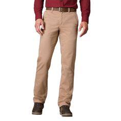 ebf3b22c20b84 Big   Tall Men s SONOMA Goods for Life™ Twill Straight-Fit Flat-Front Pants