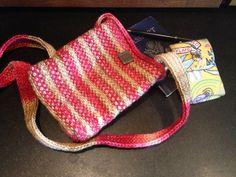 Ravelry: Silvercreek One Skein Bag pattern by Susan Housel