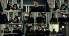 Rookie Blue Season 5 Episode 11 Finale Sam Andy and Marlo