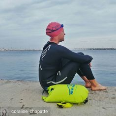 from Coraline Chapatte  @coraline_chapatte . . . . [ENG] 2000 m #openwaterswim done  with the bonus of some jellyfish stings  (nice red marks on my neck and face). But it is not enough to dissuade me from swimming again next week in Maltepe.  Guys where do you make your #openwater swim training in order to prepare @gloriaironman70.3turkey? If some of you want to join me next week send me a message. __ [TUR] 2000 m #acikdenizyuzme tamam deniz anası sokmaları bedava dahil  (boyunumda ve…
