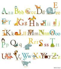 Roommates Alphabet Peel And Stick Wall Decals   Best