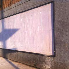 Clean slate. June 13, 2012