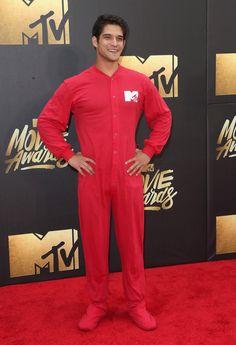Tyler Posey aux MTV Movie Awards 2016