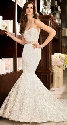 Essense of Australia 2014 Bridal Collection | bellethemagazine.com