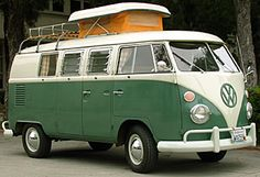 1967 VW Westfalia SO-44 Campmobile