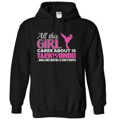 Taekwondo - #cute tee #nike sweatshirt. TRY => https://www.sunfrog.com/Fitness/Taekwondo-Black-Hoodie.html?60505