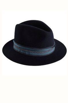 342437213ac07 36 mejores imágenes de Sombreros Fedora
