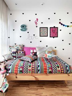 The girls bedroom is her castle. Now getting time to talk a strategy to come up with the wonderful room theme. Here are the girl's bedroom ideas for you. Dream Rooms, Dream Bedroom, Teen Bedroom, Bedroom Decor, Bedroom Ideas, Bedroom Bed, Childrens Bedroom, Bedroom Themes, Bedroom Inspo