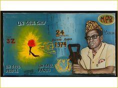 Tshibumba Kanda Matulu, In de nacht van 24 - 25 november werd de tweede staatsgreep gepleegd door Mobutu. Vanaf dat moment kon de zairisering van Congo beginnen. Collecties online - Tropenmuseum