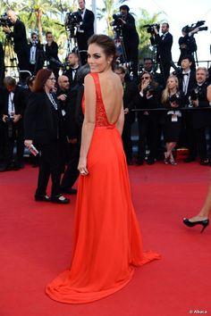 #XimenaNavarrete, Miss Mundo 2010, en la fiesta de clausura del Festival de #Cannes 2013