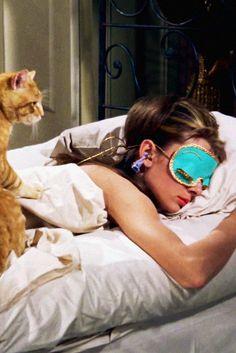 """Audrey Hepburn en """"Desayuno con Diamantes"""" (1961)"""