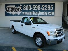 2013 Ford F150, 5,670 miles, $20,988.