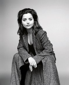 Jenna Coleman - Photoshoot for Glamour UK - October 2016 pinterest: @ashlin1025