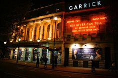 Garrick Theatre - 2 Charing Cross Road, WC2H 0HH